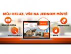 Sekce Můj HELUZ poskytuje na webu informace o aktuálním stavu zakázky