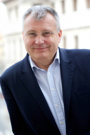 Jiří Nouza (foto archiv MHMP)