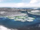 Dánsko plánuje u Kodaně devět nových ostrovů