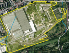 Developer Central Group získal obří areál na Zličíně pro novou obytnou čtvrť