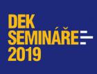 Odborné semináře projektových trendů Atelieru DEK se blíží