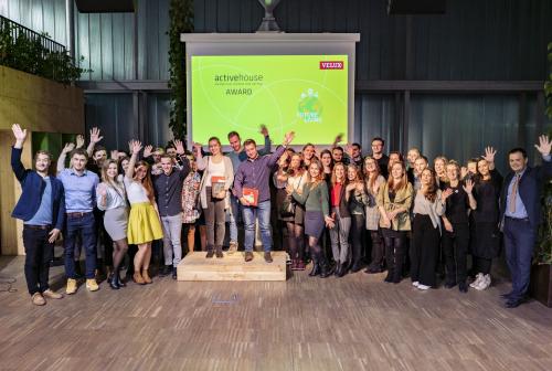 Soutěž VELUX Active House Award 2018 – ocenění