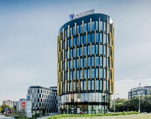 Kancelářský komplex AFI Vokovice