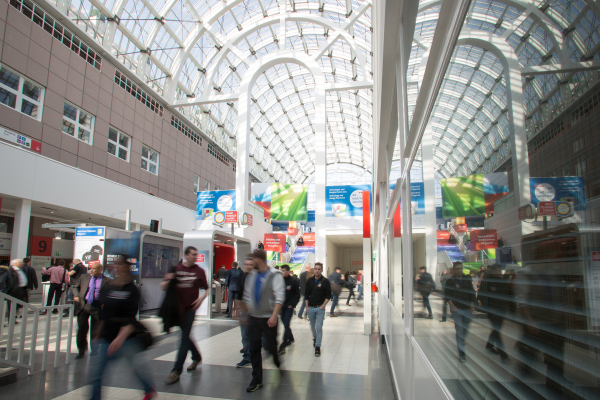 Veletrh ISH v novém formátu, foto Jochen Günther, Messe Frankfurt Exhibition GmbH.