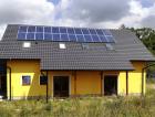 Novostavba rodinného domu v Hamrech u Hlinska s demonstračním energetickým systémem