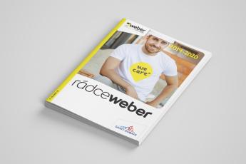 Weber vydal novou příručku Rádce 2019