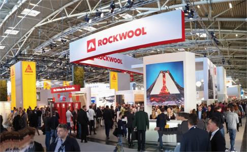 Rockwool, Sika, vše je u nás již prezentováno, takže se člověk cítí prakticky jako doma