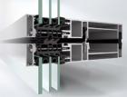 Nový hliníkový fasádní systém Schüco UDC 80 se třemi typy konstrukcí