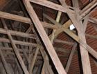 Cheb si letos připomene 700. výročí nejstaršího dochovaného krovu v Česku