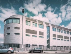 Hliníková střecha a fasáda nového Technologického centra v Paříži