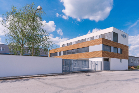 Administrativní budova Valašské Klobouky