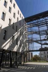 Budova nové II. Interní kliniky Fakultní nemocnice Olomouc