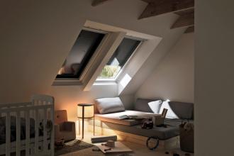 Automatická ventilace a stínění s výrobky VELUX