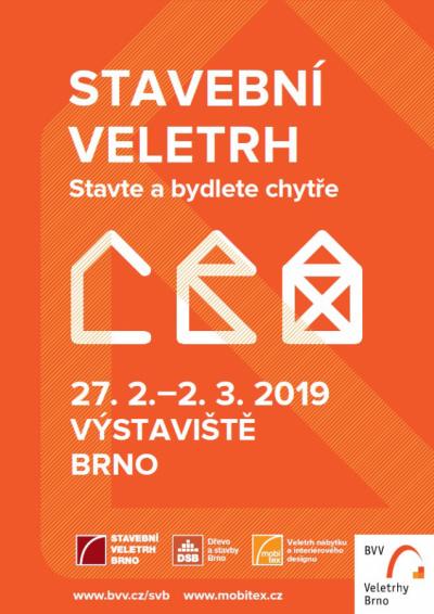 Brněnský stavební veletrh se představí v nové podobě