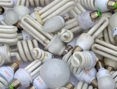 Češi vloni odevzdali k recyklaci 719 tun světelných zdrojů