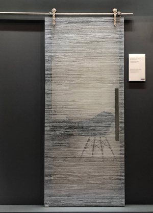 Řada interiérových dveří ConceptLine s povrchem imitujících plátno