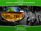 Pozvánka na konferenci Stavby z přírodních materiálů 2019
