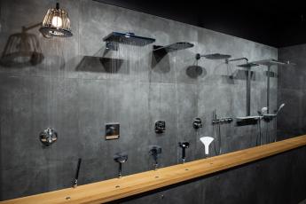 Nový showroom koupelen MARO v pražském Karlíně