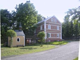 K realizaci stavby došlo v roce 2007 s finanční pomocí města Bochov. Bez nadšence Jiřího Zoglauera by to však nešlo.