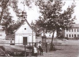 Původní kaplička