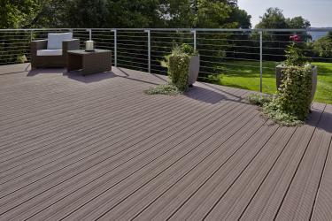 Dřevoplastové terasy Terrace Massive