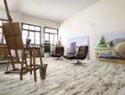 Laminátové podlahy Wineo nově s povrchovým nátěrem Aqua-Stop