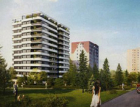 Praha 12 odmítá stavbu bytového domu Zelený Kamýk developera JRD