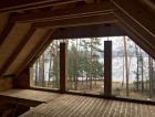 1_Konstrukční prvky krovu a bednění jako součást interiéru