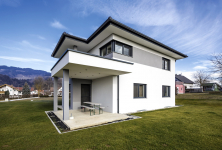 Rodinné domy se zateplovacím systémem Baumit open
