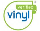 VEKA vyrábí se značkou trvalé udržitelnosti od evropské asociace VinylPlus
