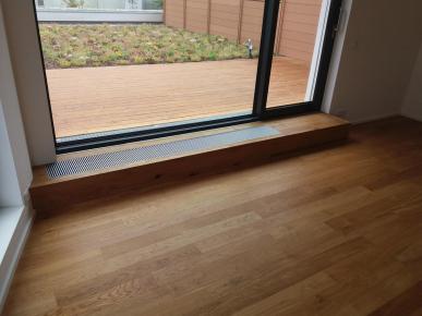 Luxusní podlahy Kährs v rezidenci Panorama Hlubočepy