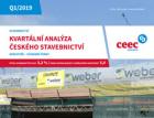 Kvartální analýza českého stavebnictví Q1/2019
