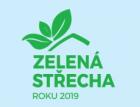 Soutěž Zelená střecha roku 2019