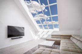Dotažený celkový design střešního prosklení pro památky – Solara HISTORIK