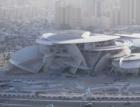 Katar otevřel budovu národního muzea od architekta Nouvela, foto Iwan Baan