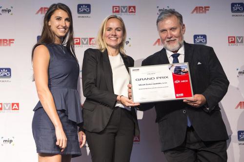 Inovativní VELUX ACTIVE sbírá ocenění. Uspěl na veletrzích v Praze i v Brně
