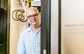 Nekonvenční projektant a kreativní vynálezce architekt Michael Embacher