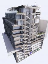 Ukázka BIM na rekonstukci administrativní budovy Nekázanka 11
