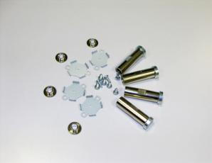 1. Montáž pomocí magnetů