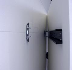 2. Montáž s použitím montážního klipu na CD profil