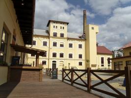 Revitalizace pivovaru v Kynšperku
