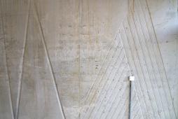 Pohledové betony s obtištěno strukturou