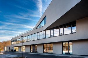 Administrativní budova Eurovia CS, a. s., Praha-Krč