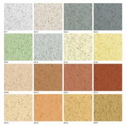 Cemix 508 Břizolit přírodní probarvený v 16 barevných odstínech