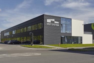 Antracit House – sídlo firmy HSF System