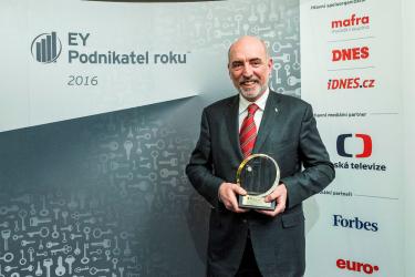 Jan Hasík, ředitel stavební společnosti HSF System