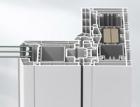 Systém Schüco LivIngSlide nabízí jeden design rámů pro okna i dveře na terasu