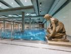 Exklusivní design v Thermaliu Teplice – podtrženo skly Lacobel a Matelac