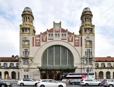 Oprava Fantovy budovy na pražském hlavním nádraží začne do července