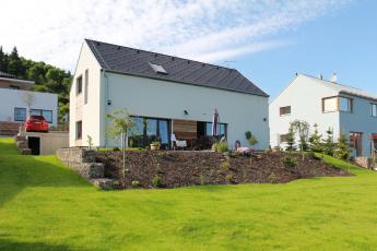Nízkoenergetický dům postavíte z cihel HELUZ FAMILY 44 bez nutnosti dodatečného zateplení